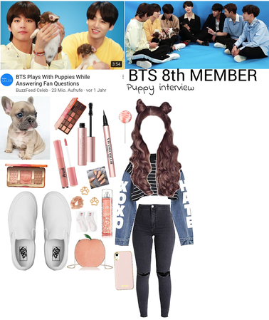BTS 8th MEMBER: BuzzFeed Puppy Interview