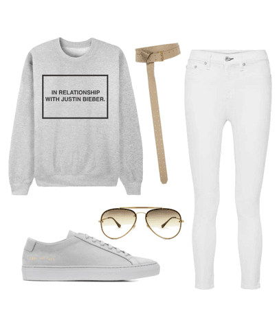 Justin Bieber Outfit φ