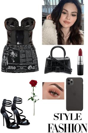 HOT(🥵) style for SELENA GOMEZ