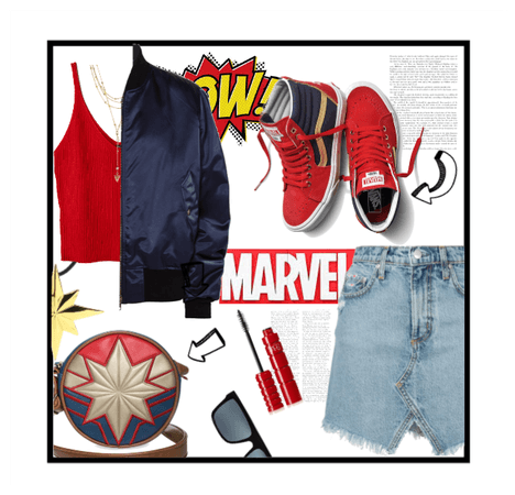 Marvel Avengers: End Game
