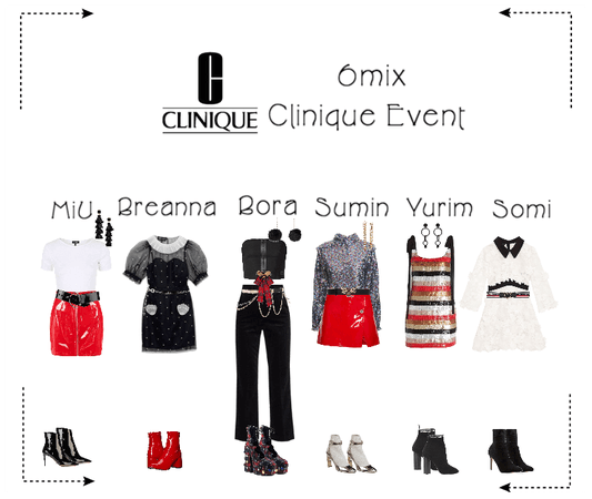 《6mix》Clinique Event