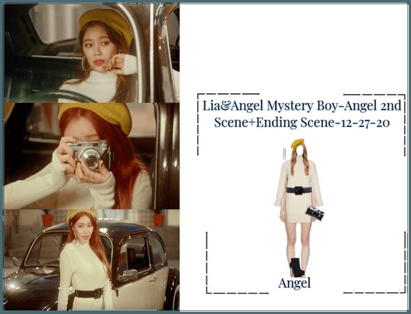 Lia&Angel Mystery Boy-Angel 2nd Scene+Ending Scene