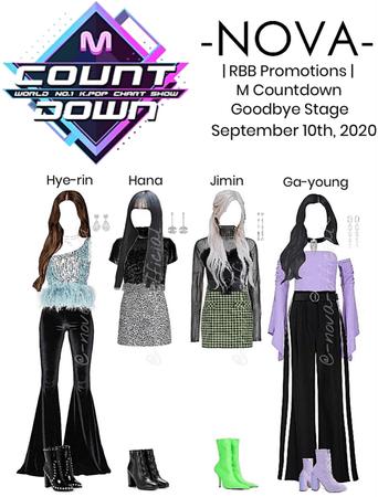 -NOVA- RBB | M Countdown Stage