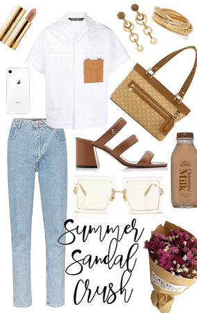 Summer Sandal Trend