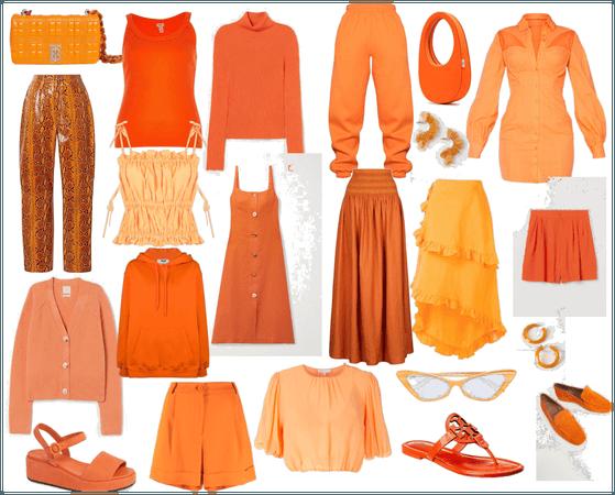 Orange & Couture