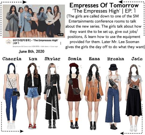 EOT(내일의 황후) | The Empresses High - EP: 1 | Just The Beginning