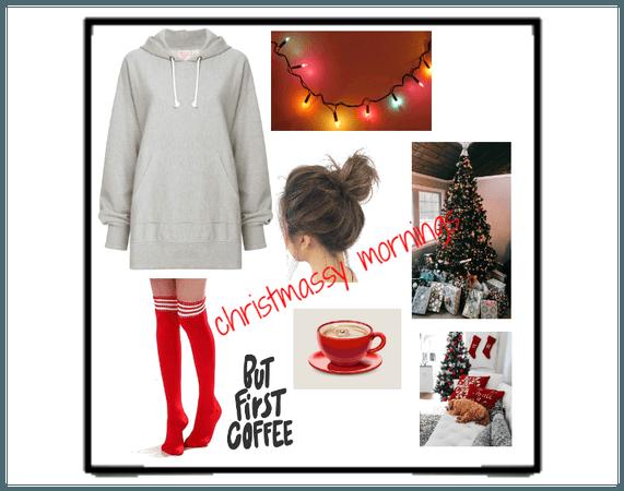 Christmassy mornings