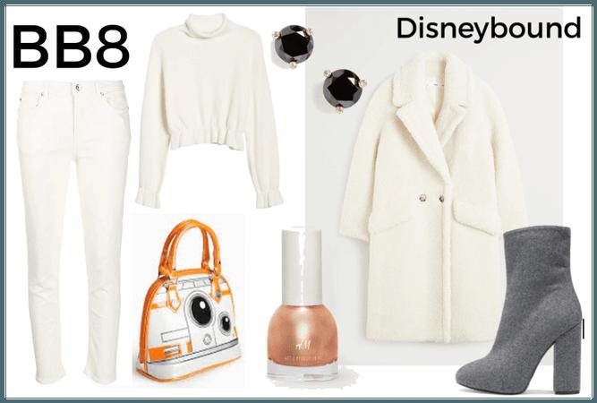 Disneybound BB8