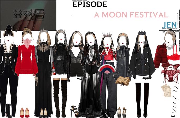 FAIRYTALE EPISODE 1: A MOON FESTIVAL   JEN SCENES