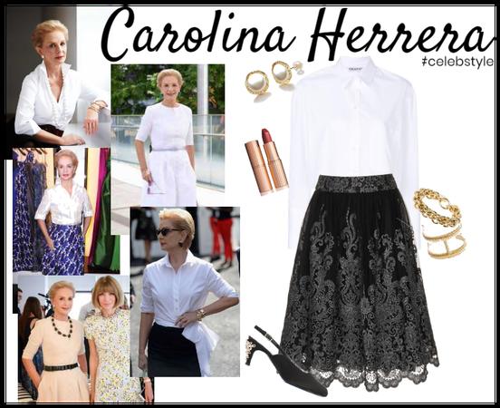 Carolina Herrera #CelebStyle