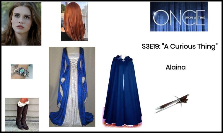 "OUAT: S3E19: ""A Curious Thing"" - Alaina"