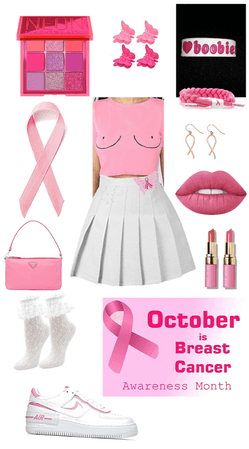 breast cancer awareness month💓