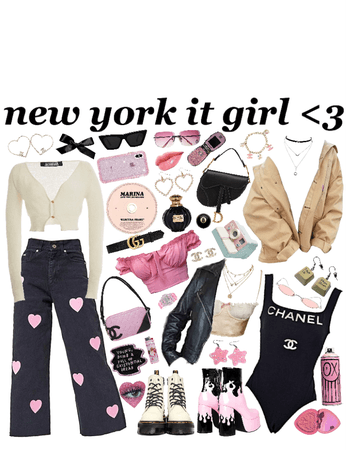 new york it girl