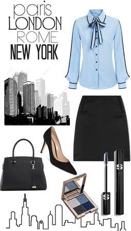 city buissness wear