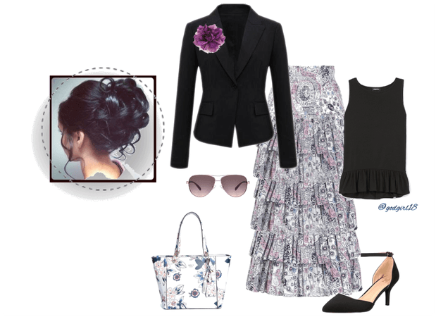 Dressy Church Outfit