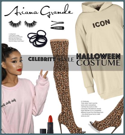 Celebrity Inspired Costume