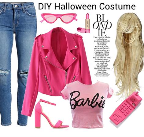 DIY Barbie Costume