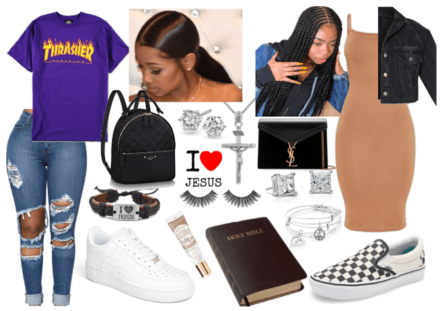 outfits that i wear to church #1 sunday morning