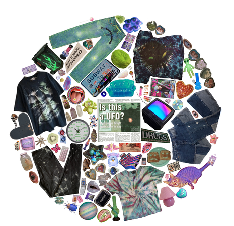 junk closet