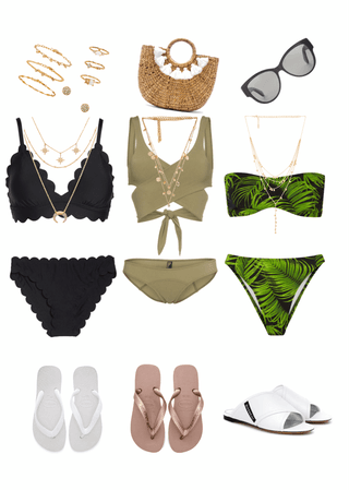 beach outfits for colombia