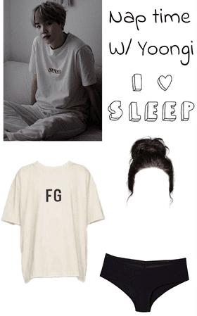 Nap Time With Yoongi