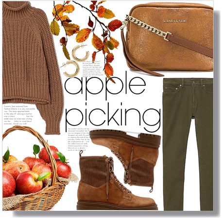 apple picking season 🍎🍁