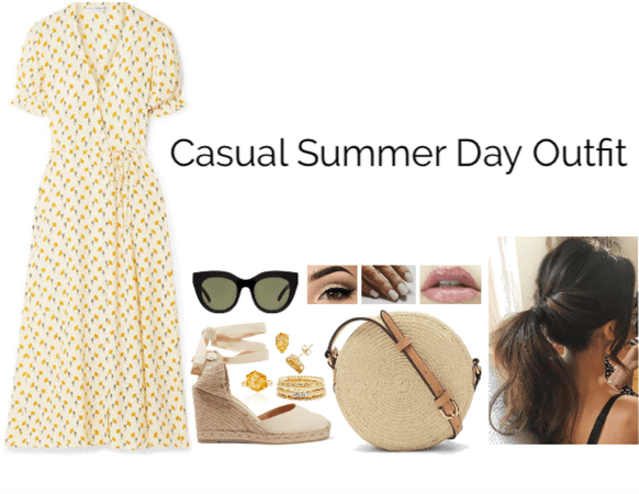 Casual Summer Day Outfit
