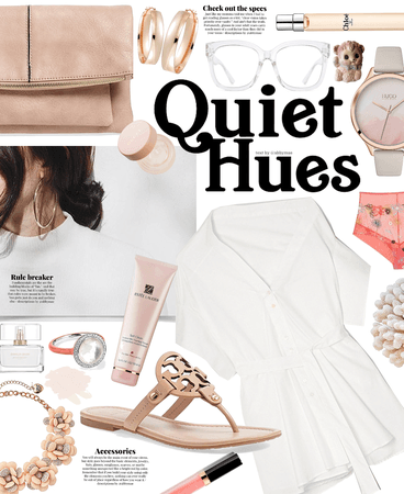 Quiet Hues | muted pastels