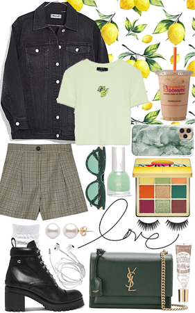 muted green