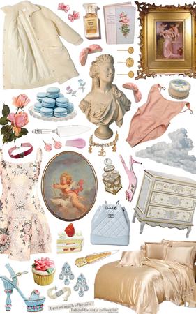 Marie Antoinette Aesthetic
