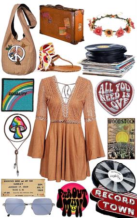 Woodstock girlie