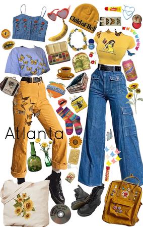 Atlanta inspired