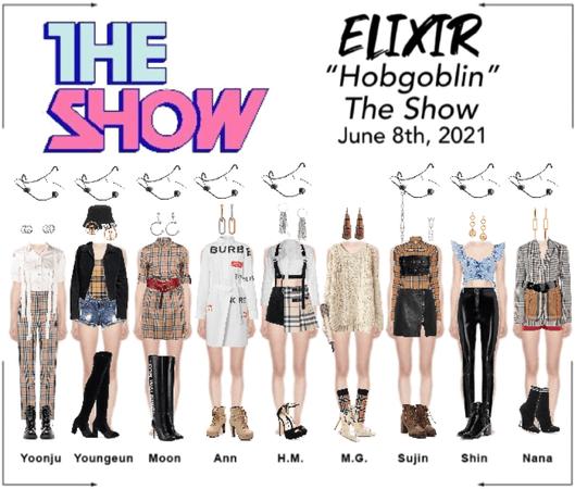 """ELIXIR (엘릭서) """"Hobgoblin"""" on The Show"""