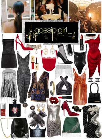 If I were in: Gossip Girl (after school edition)