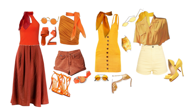 Orange Summer