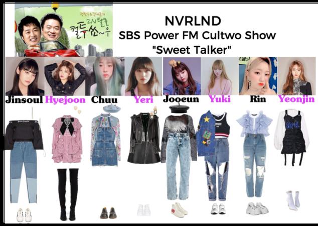 "NVRLND abs power fm Cultwo show ""Sweet Talker"""