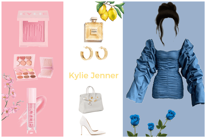 Kylie Jenner vacation look
