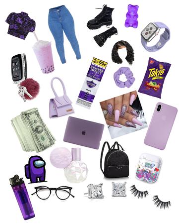 Purple 😈