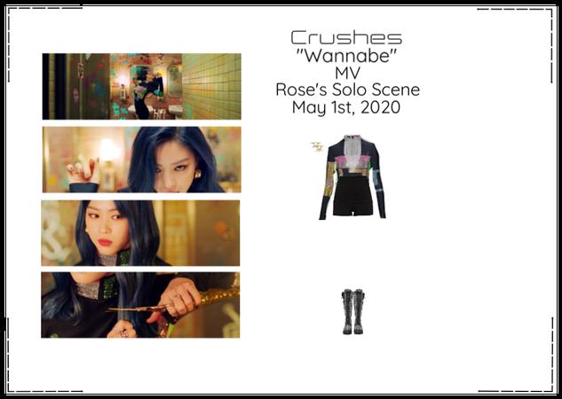 "Crushes (호감) ""Wannabe"" Music Video Solo Scene"