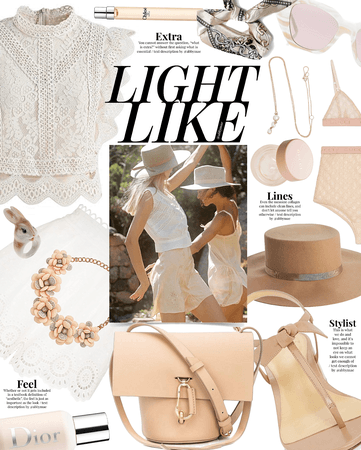light like | celebrate ootd