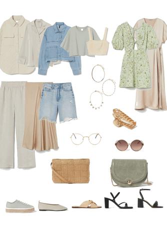 summer's look
