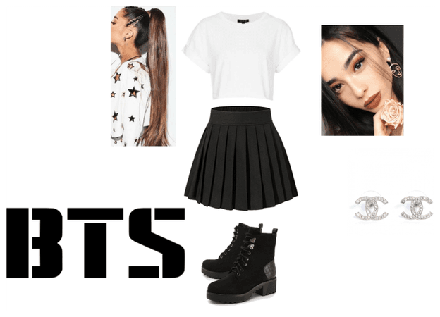 BTS 8th Member Young Forever M/V Outfit Female Ver