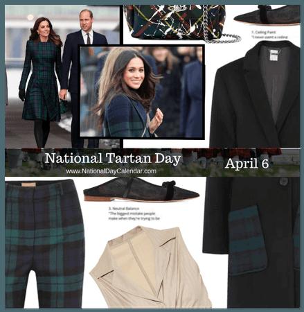 National Tartan Day April 6th