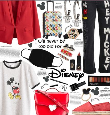Disney re-opening