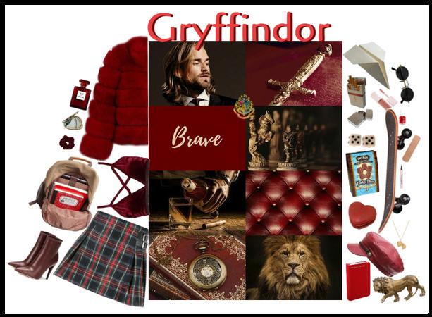 Hogwarts Houses: Gryffindor