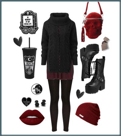 Fall Goth