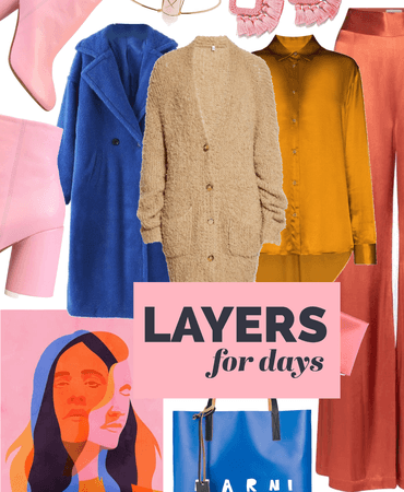 layers for days