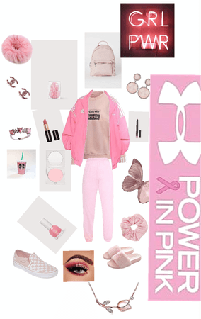 power in pink!!💕💖💗