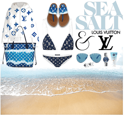 Sea Salt & Louis Vuitton