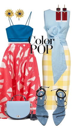 Primary colours can be chic